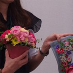 敬老の日ギフトにおすすめ!フェイラー「ハンカチのセット」と日比谷花壇の花アレンジメントセット