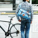 人気のメッセンジャーバッグ、バッグブランド「ダブルループ」から、JOURNEYシリーズ新作「アルゼンチンベルト」モデル。