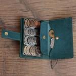 """私が欲しい小銭入れはコレ!かさばる小銭を""""並べて""""スッキリ収納!コインケース【LITSTA】Coin Wallet とっても便利な小銭入れ。"""
