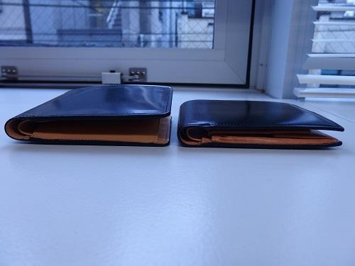 左:新品 右:2年使用