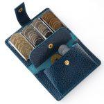"""かさばる小銭を""""並べて""""スッキリ収納! 【LITSTA】Coin Wallet 2 価格9,720円(税込)"""